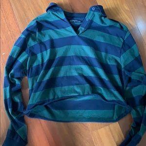 Brandy Melville collared shirt